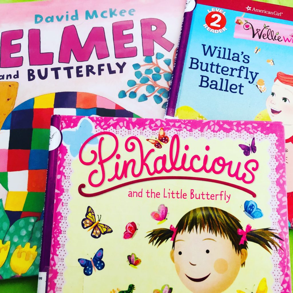 Butterfly Week Books