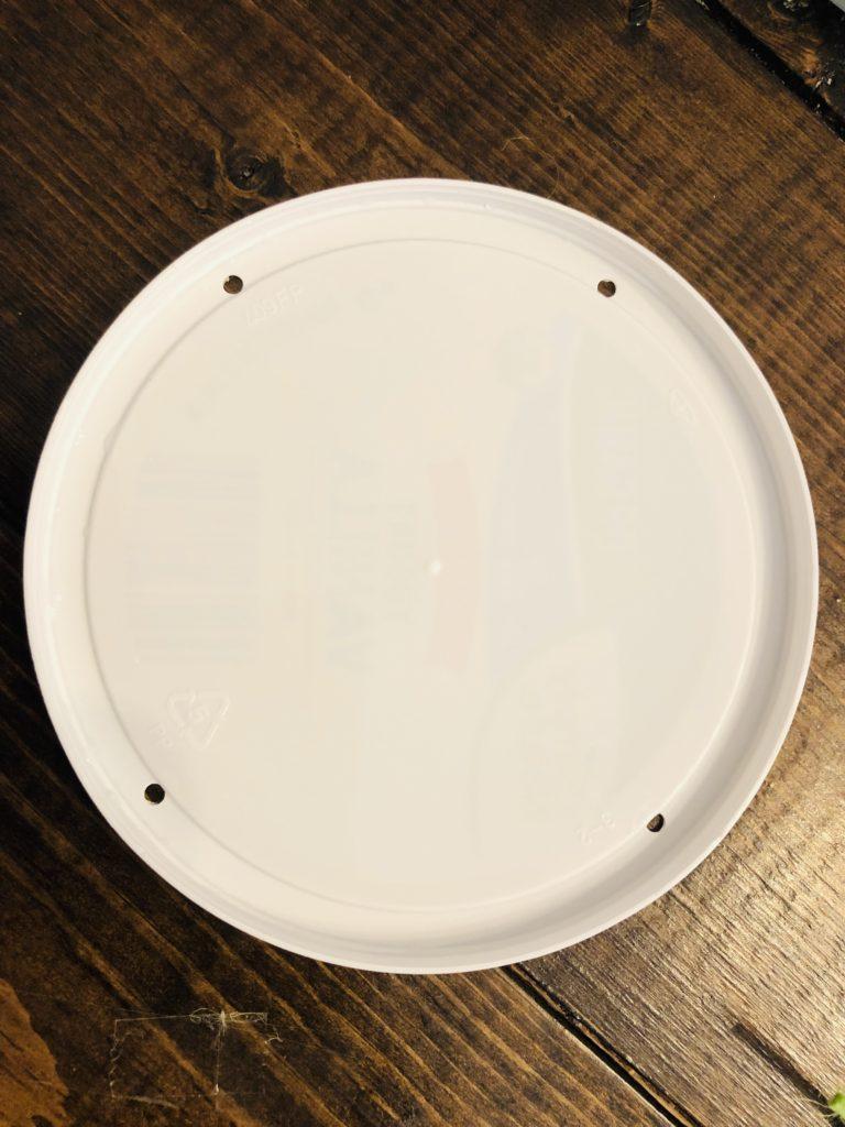Yogurt Lid Craft