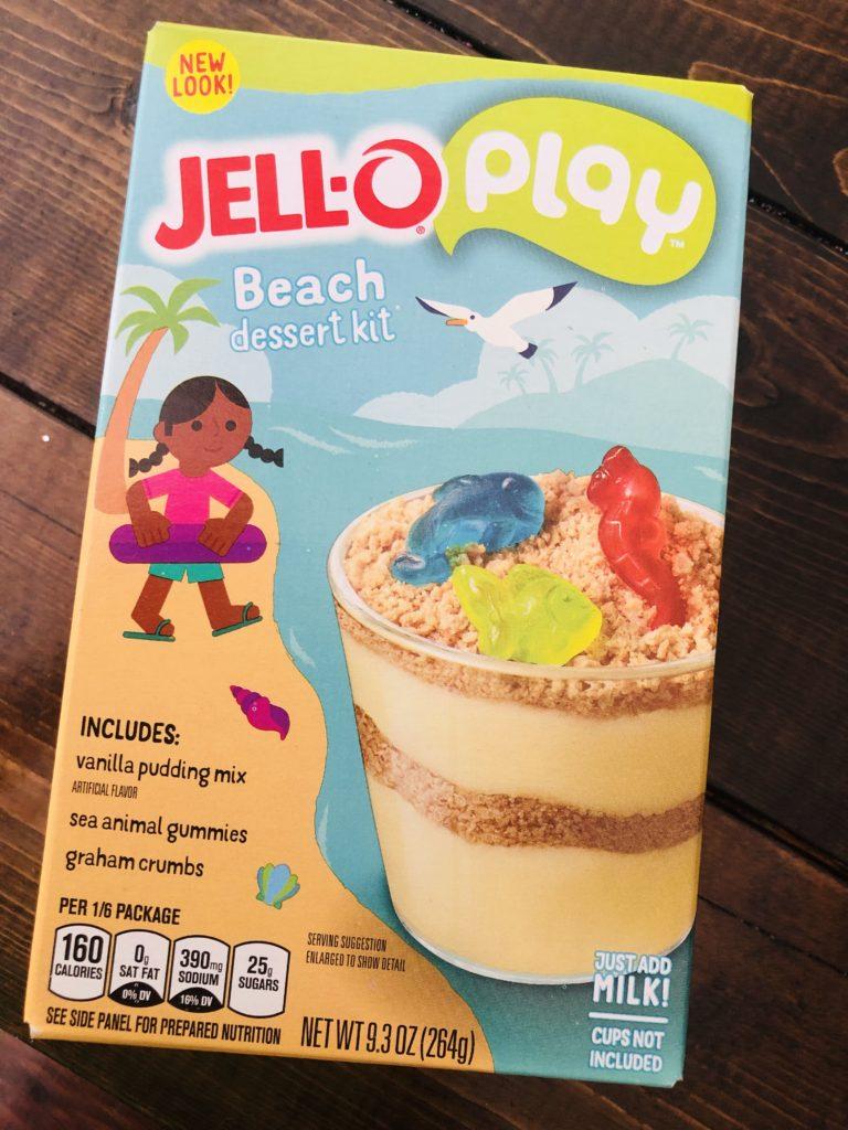 Jello Beach Dessert Kit