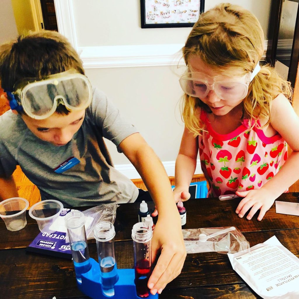 Rainbow Lab Science Kit