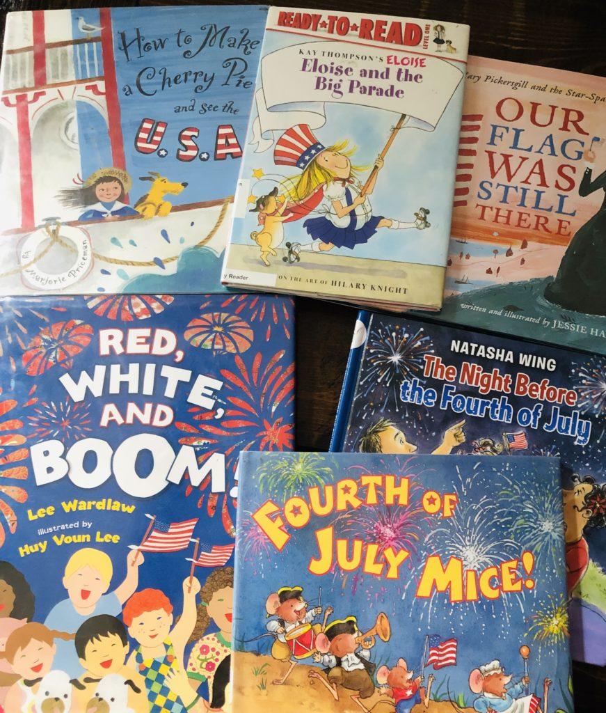 Patriotic Books for Kids