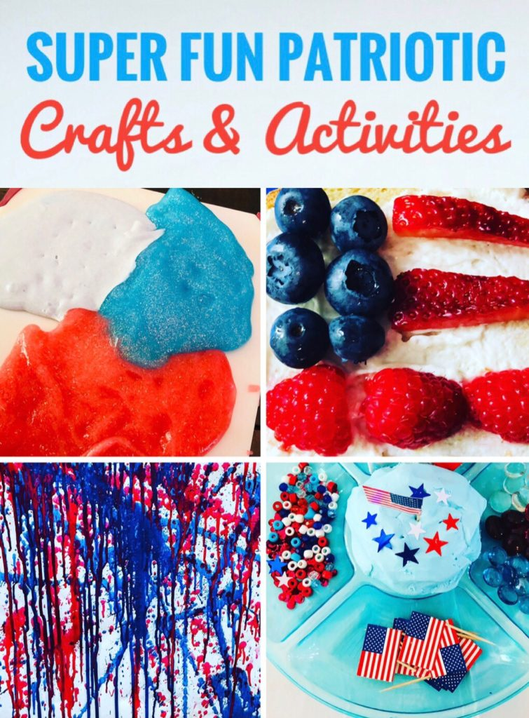Super Fun Patriotic Crafts and Activities for Kids