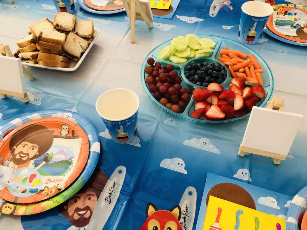 Kid Party Food