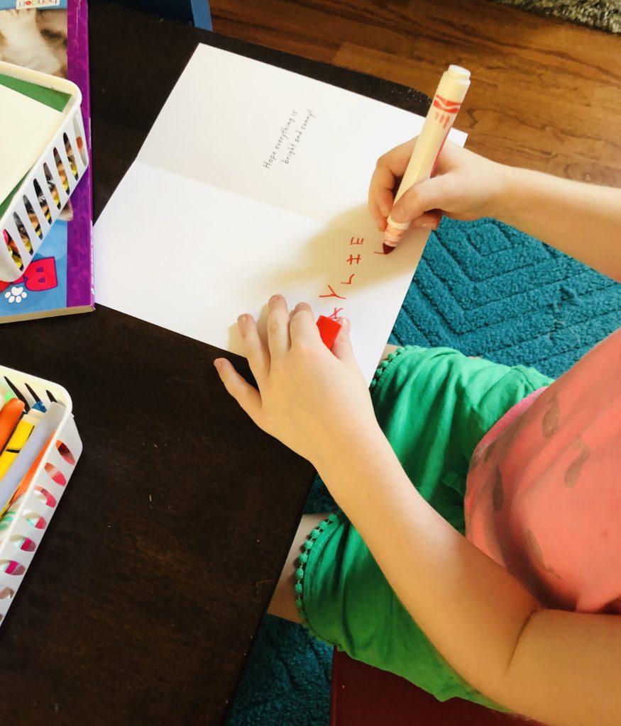 Kids Pen Pal Kit
