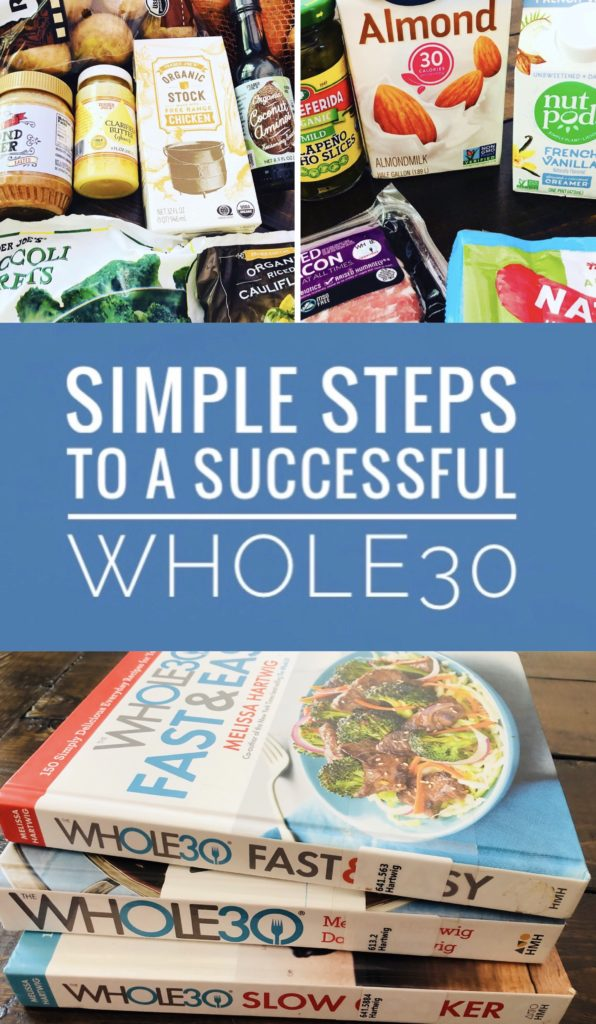 Steps for a Successful Whole30