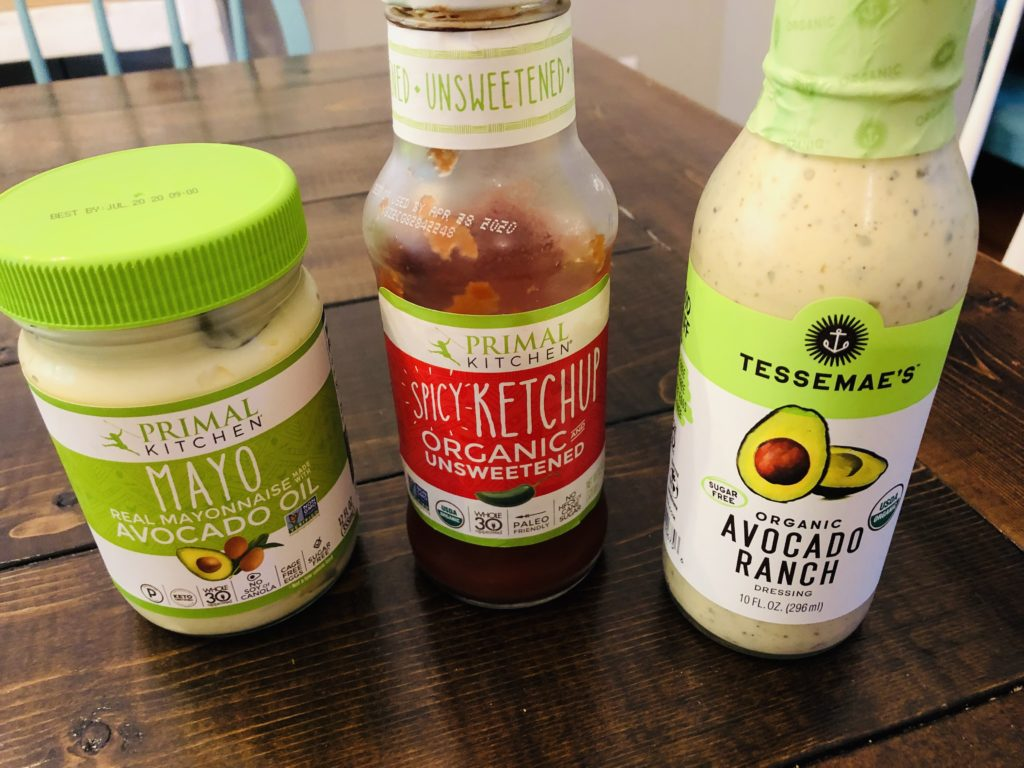 Whole 30 Condiments