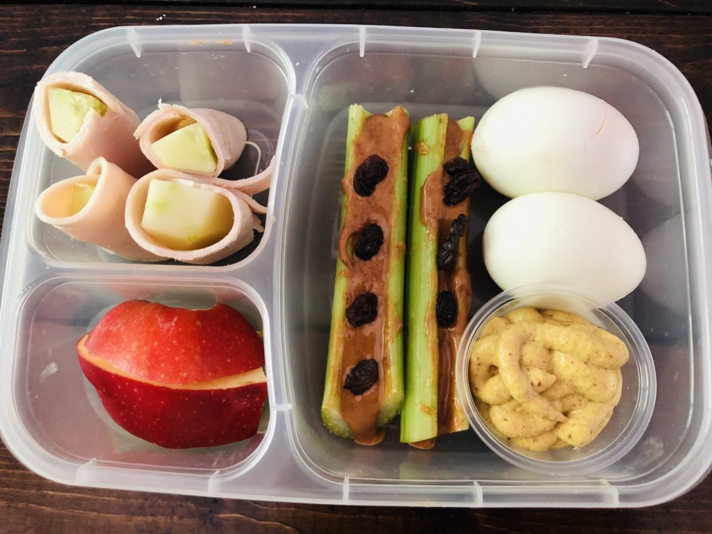 Bento Box Whole30 Lunch