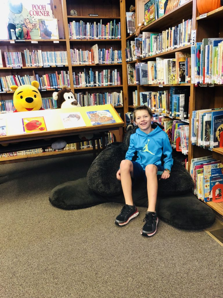 Blowing Rock library