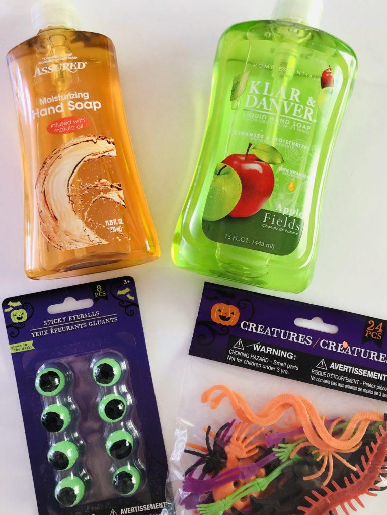 Halloween Hand Soap Ingredients