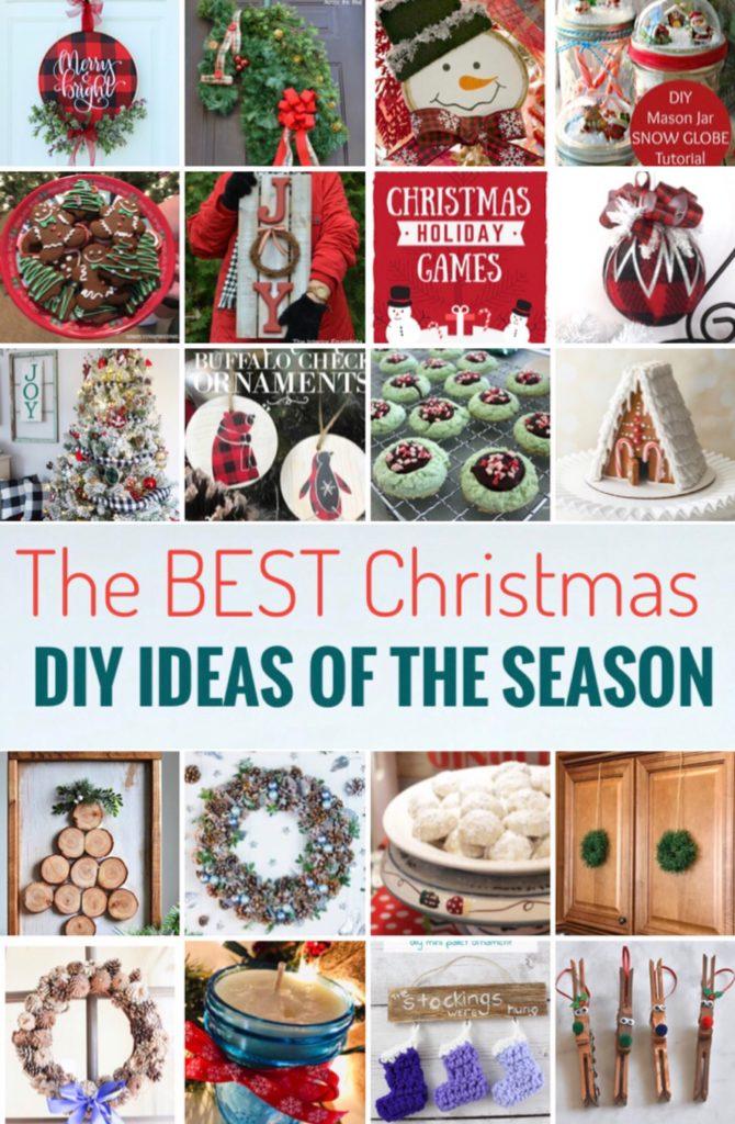 The Best Christmas DIY Ideas of the Season