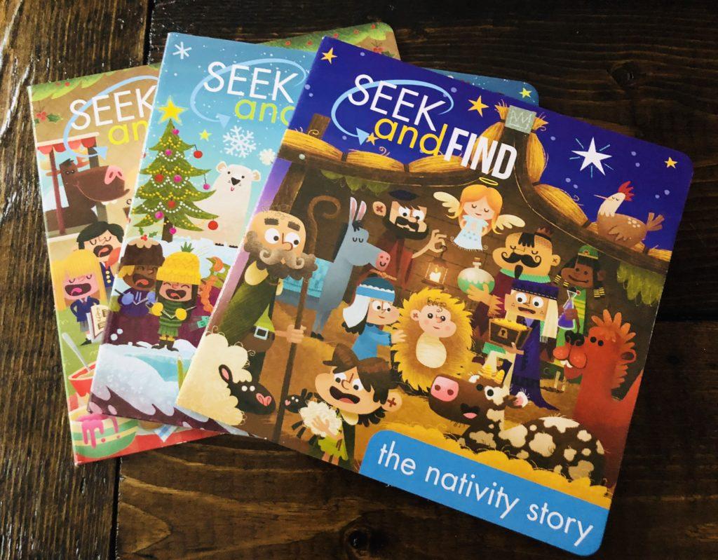 Dollar Tree Christmas Books