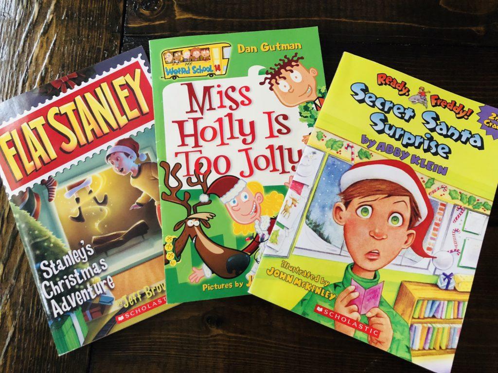 Christmas Chapter Books for Kids