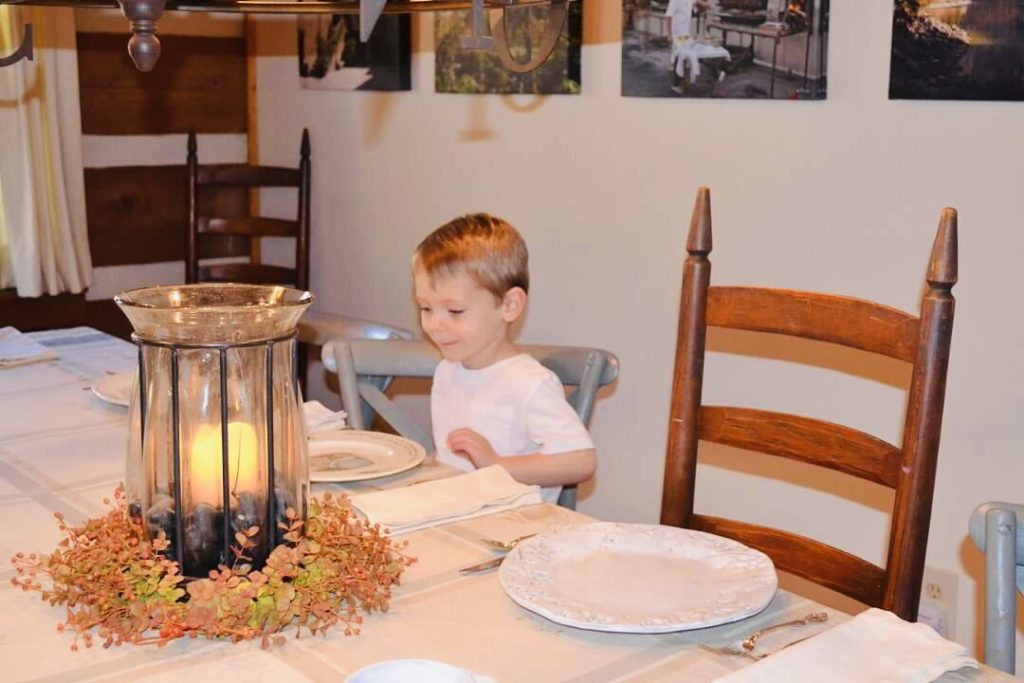 Stress-free Thanksgiving with Kids