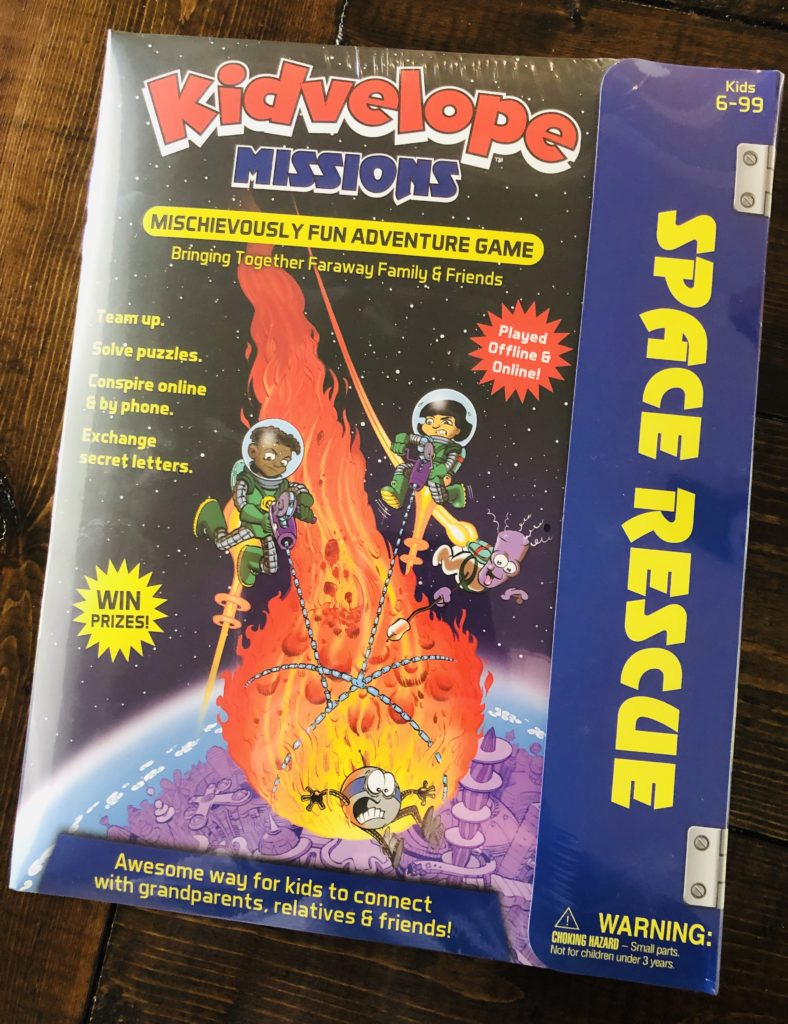 Kidvelope Missions