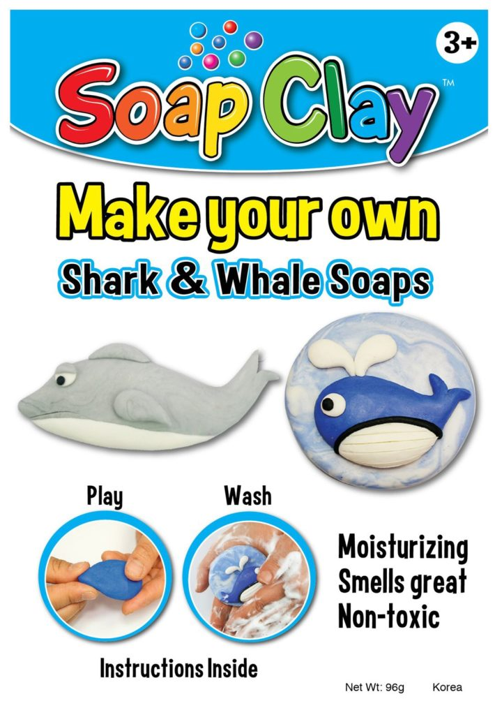 Soap Clay Kit for Kids