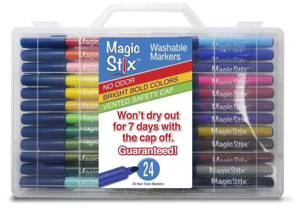 Magic Stix Markers - perfect for preschoolers!