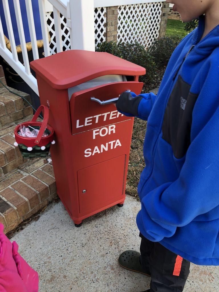 Letters for Santa Printables