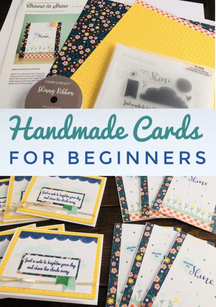 Cardmaking for Beginners