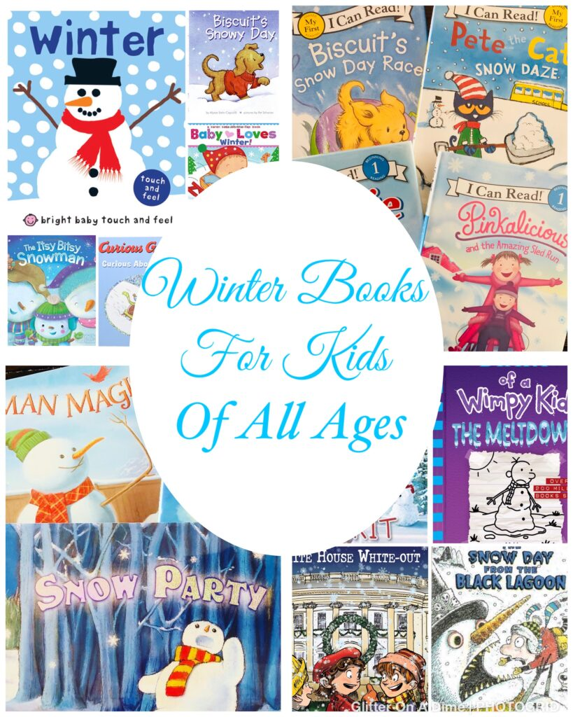 Fun Winter Books for Kids of All Ages