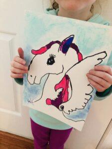 Guide Dots Online Art Classes Subscription for Kids
