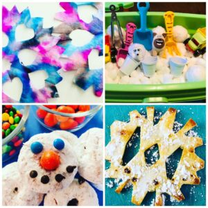 Fun Winter Activities and Crafts for when it's too cold to go outside!