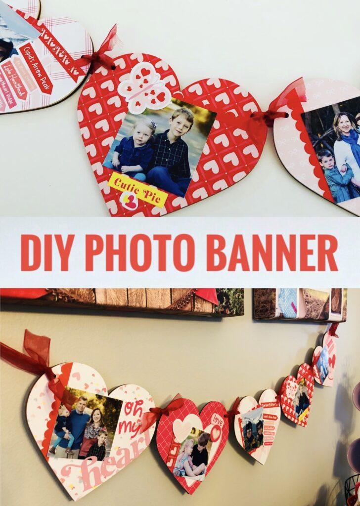 DIY Photo Banner