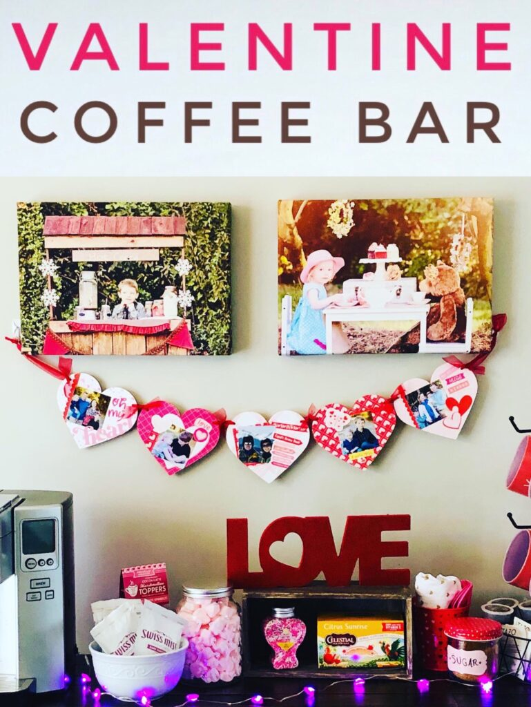 Valentine Coffee & Hot Cocoa Bar