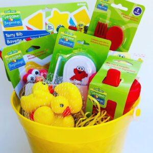 Dollar Tree Baby Easter Basket