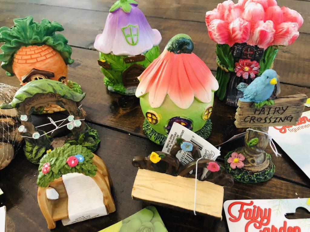 Spring Dollar Tree Fairy Garden Accessories