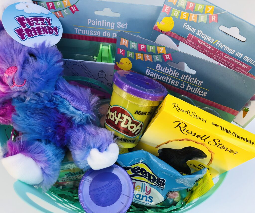 Preschool Easter Basket Ideas