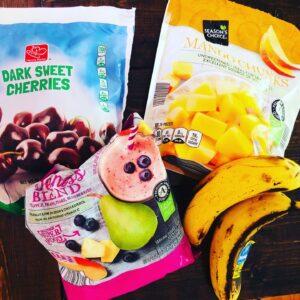 Basic Fruit Smoothie Recipe