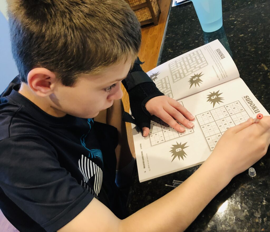 Learning Sudoku