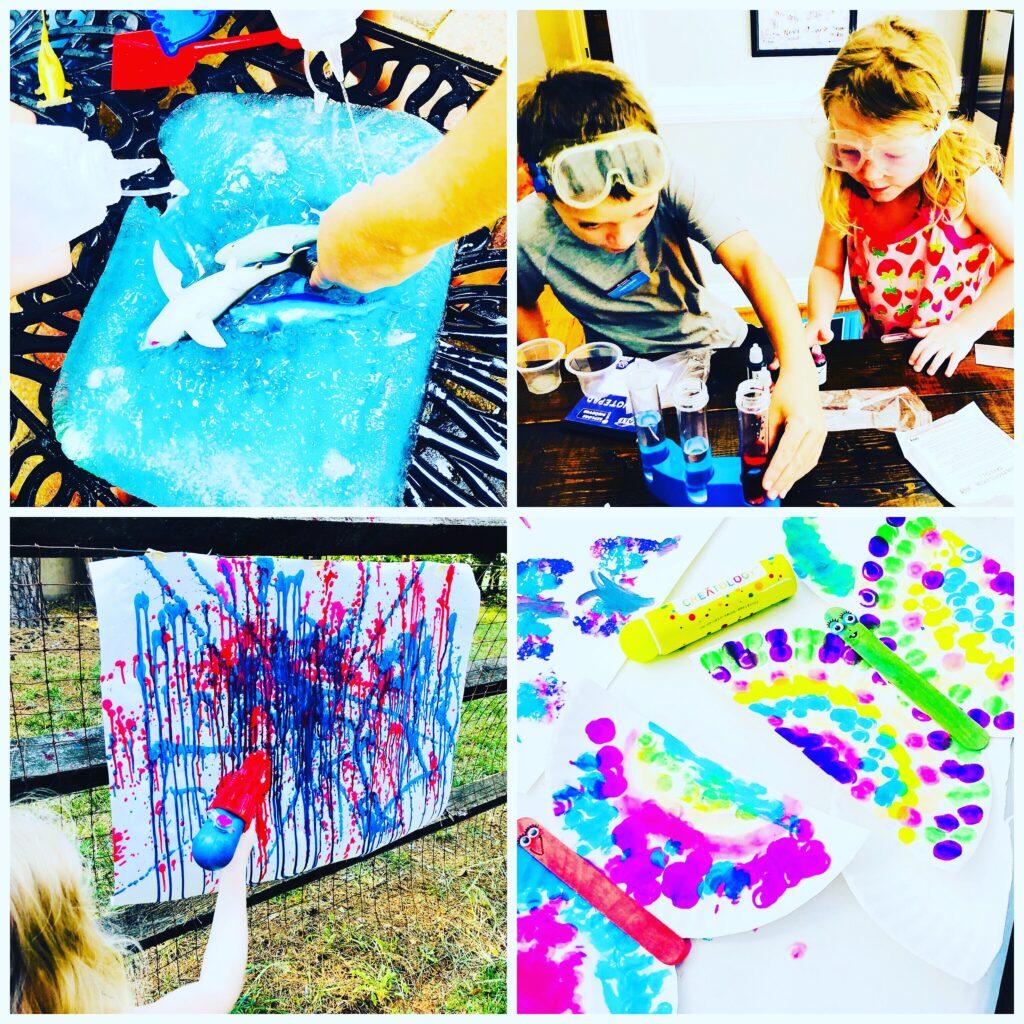 DIY Summer Camp Theme Ideas