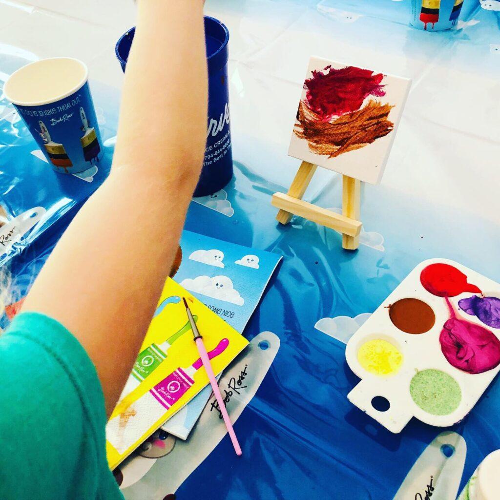 Art Week Summer Camp Theme Idea