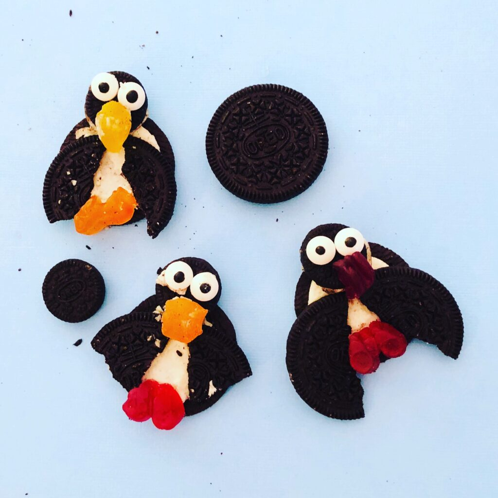 Penguin Oreo Cookie Snacktivity