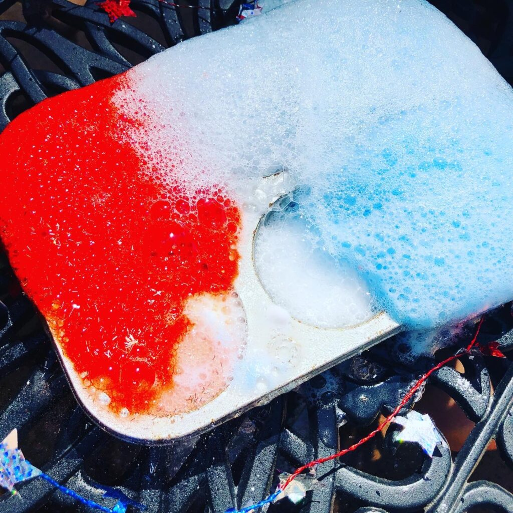 Patriotic Potions Science Activity for Kids