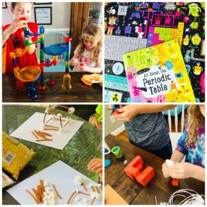 NO Prep STEM Challenges and Activities for Kids