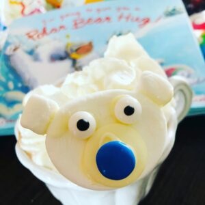 Polar Bear Winter Book Activity for Kids