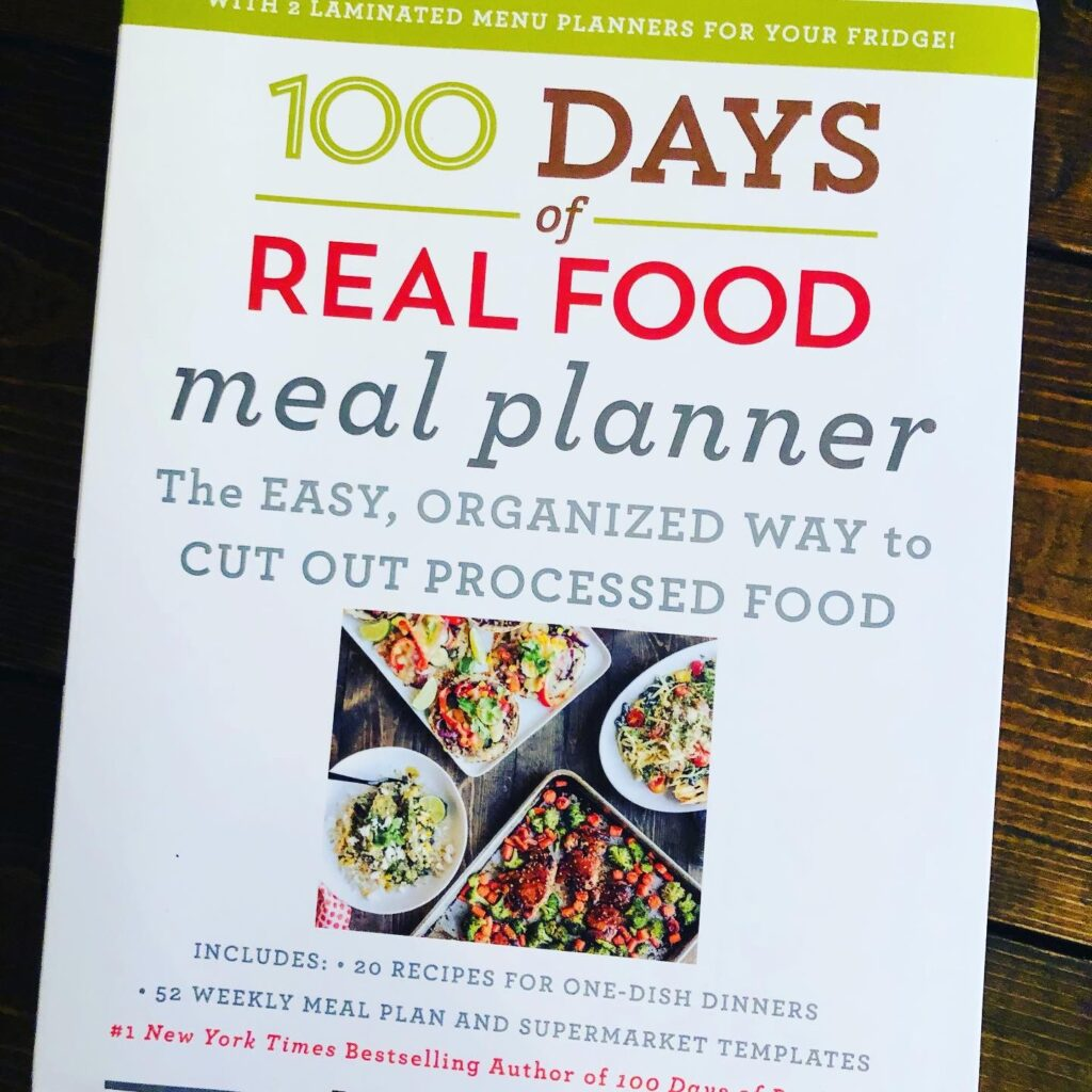 Meal Planning Cookbook Review