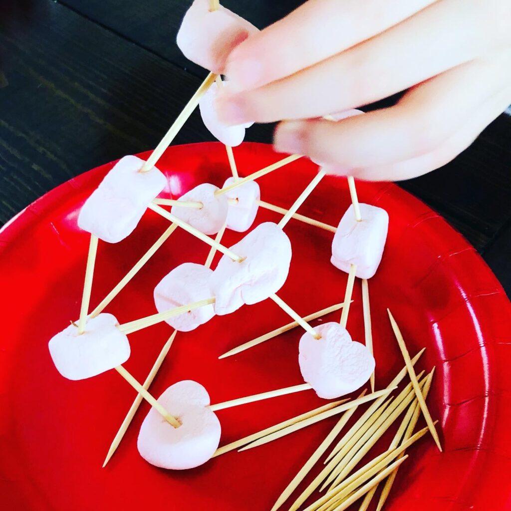 Valentine STEM Building Activity