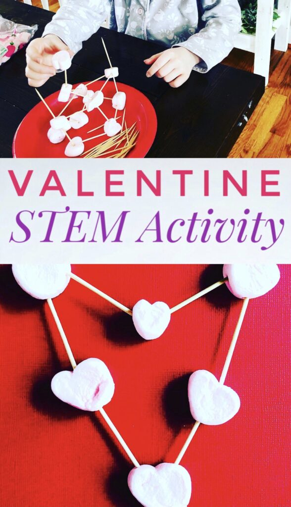 Simple Valentine STEM Activity