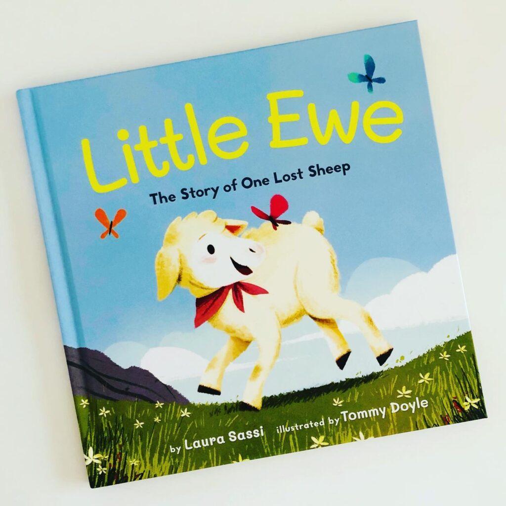 Little Ewe Book Review